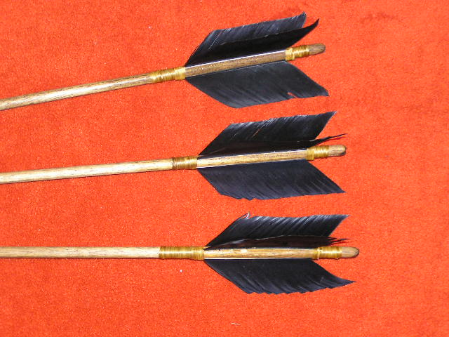 Authentic Genuine Indian Arrows Native American Hand Made Arrows ...