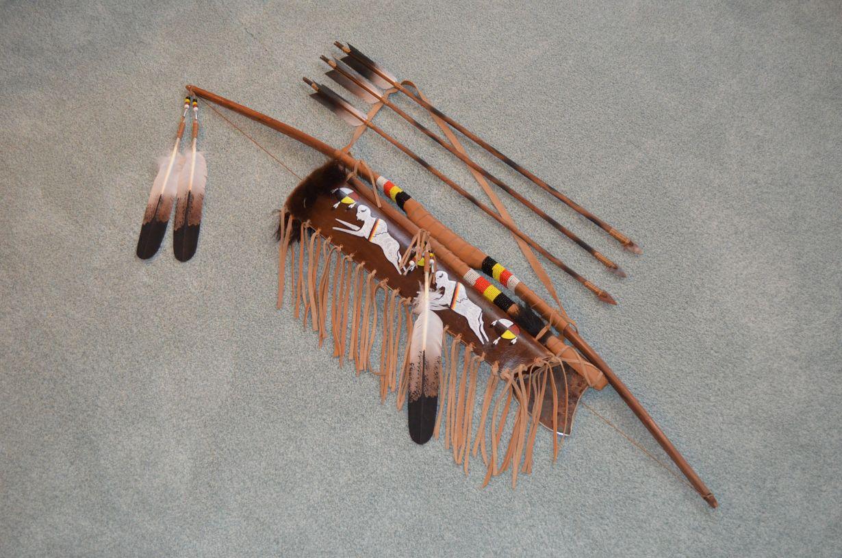 Native American War Horse Art